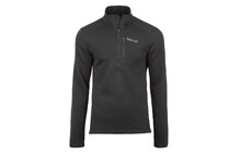 Marmot Drop Line Middenlaag Heren 1/2 Zip zwart